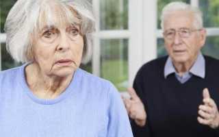 Возникновение сосудистой деменции и её терапия у пожилых людей