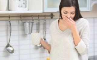 Отрыжка у беременных на ранних сроках