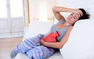 ПМС или предменструальный синдром