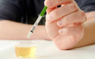Тесты на овуляцию по моче