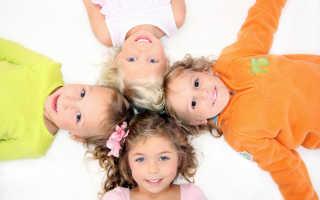 Календарь развития ребенка: старший дошкольный возраст 5–6 лет