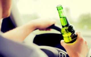 Сколько держится алкоголь в крови водителя: нормы, наказание и способы вывода спиртного из организма