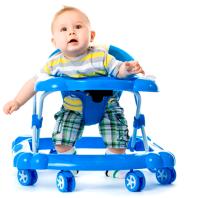 Ходунки — нужны ли они ребёнку