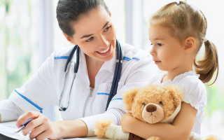 Профилактика цистита у детей