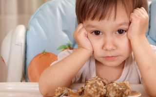 Меню и рацион питания ребенка 4-х лет