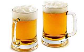 Влияние пива на давление