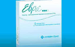 ЕВРА®: простой способ эффективной контрацепции