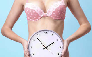 Регулярный менструальный цикл — показатель женского здоровья