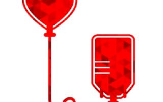Какая самая распространенная группа крови в России и мире