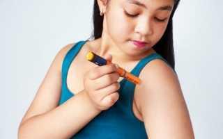 Симптомы сахарного диабета у детей: памятка для родителей