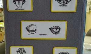 Логокуб — нетрадиционное логопедическое пособие для развития речи