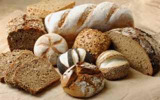 Хлеб в рационе кормящей мамы