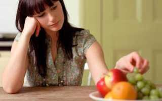 Опасна ли потеря аппетита во время беременности