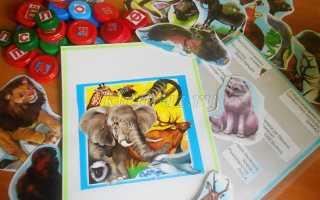 Дидактические игры по теме «Домашние животные»