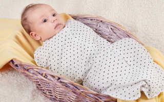 Как выбрать пеленку для новорожденного