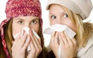 Что надо знать о гриппе и орви