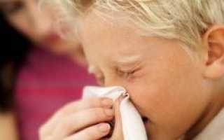Сложные капли в нос для детей – инструкция