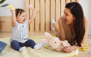 Игры для малышей от 6 месяцев до 1 года