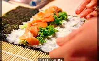 Что касается пользы японских деликатесов