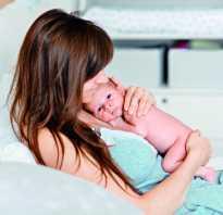 Малыш в роддоме: первые дни жизни