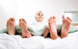 Совместный сон: как отучить ребенка спать с мамой