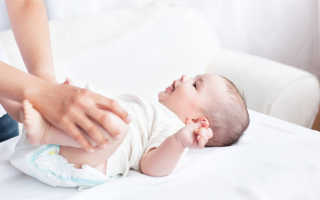 Слизь в кале у новорожденного ребенка и грудничка на искусственном и грудном вскармливании