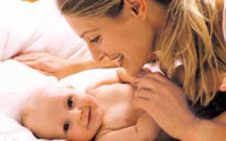Контрацепция: когда о втором ребенке ещё думать рано…