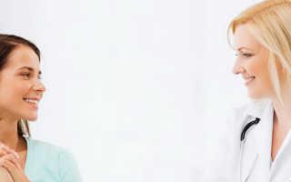 Лечение воспаления шейки матки