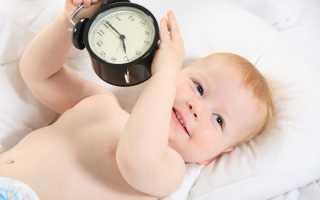 Как организовать режим дня ребенка на искусственном вскармливании