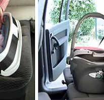 Перевозка новорожденного в автомобиле; автокресла и автолюльки