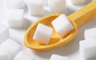 Когда детям можно давать сахар и в каком количестве