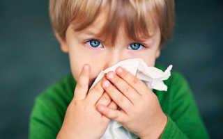 Инфекционный процесс – как лечить гнойные сопли у ребенка