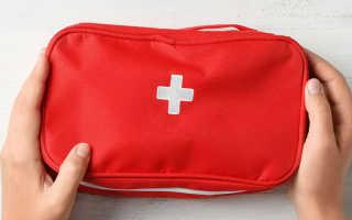Аптечка для новорожденного список лекарств и гигиенических средств