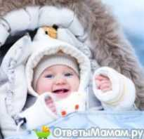 Как одевать новорожденного зимой, дома и на прогулку на улицу
