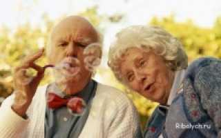 Профилактика психических расстройств у больных пожилого и старческого возраста