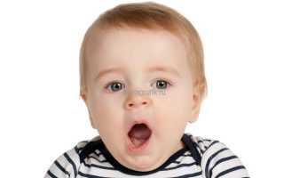 Постоянная зевота у ребенка