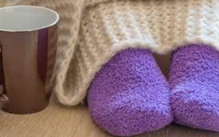 20 способов согреть холодные ноги