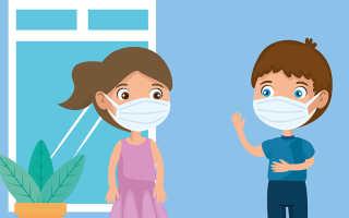 Минздрав дал рекомендации по профилактике и лечению COVID-19 у детей