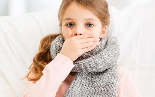 Какие средства можно использовать для растирания ребенка при кашле