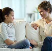 Менструальный цикл у подростков